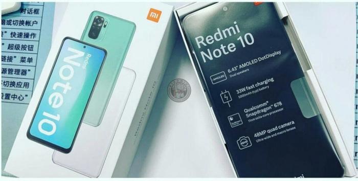 Ключевые характеристики Redmi Note 10 подтверждены – фото 1