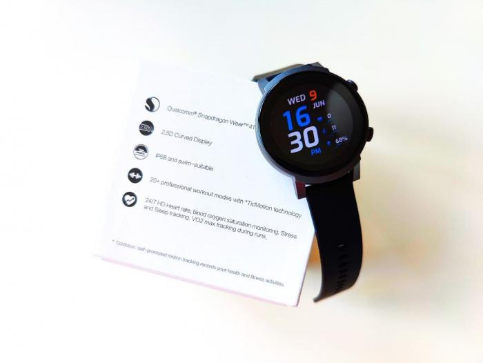 Смарт-часы Mobvoi TicWatch E3: вариант для всех. Обозреваем? – фото 1