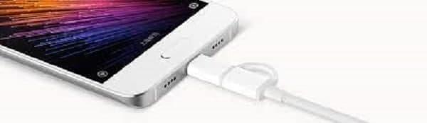 постоянная зарядка Xiaomi