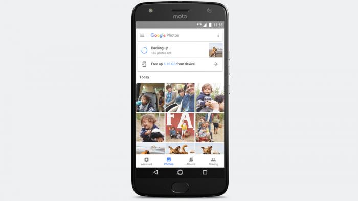 Представлен Moto X4 в серии с Android One – фото 3