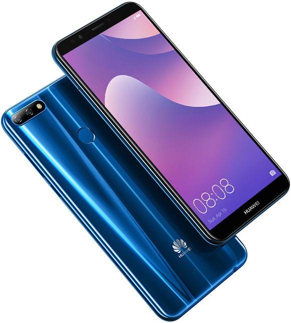 Вышел Huawei Y7 Prime 2018 – фото 2