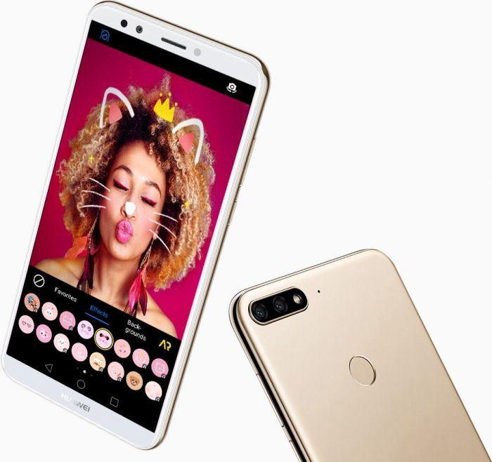 Вышел Huawei Y7 Prime 2018 – фото 1