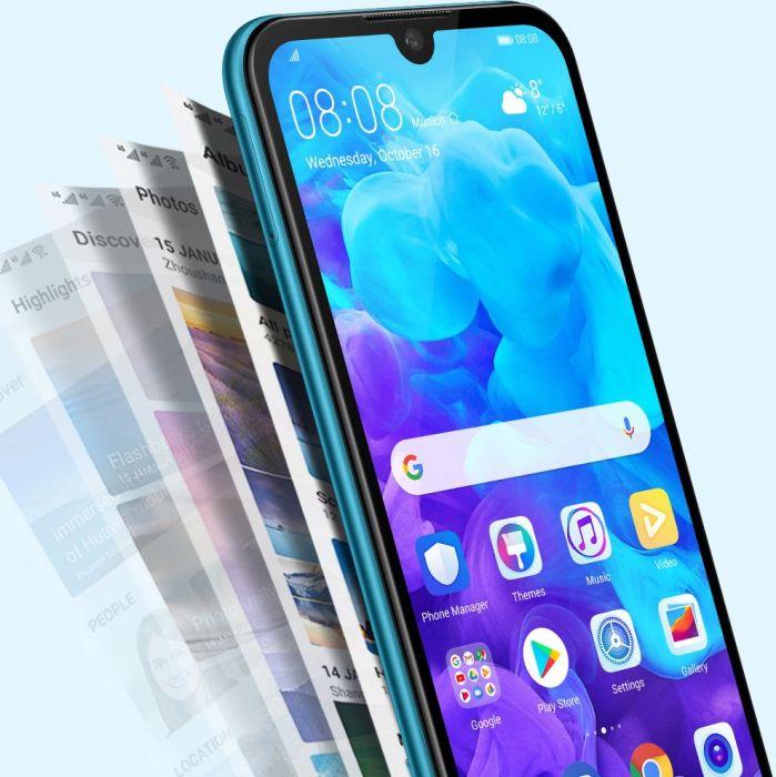 Анонсирован бюджетный Huawei Y5 (2019) – фото 3