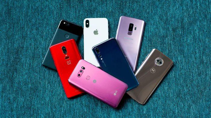 Уровень излучения Samsung Galaxy S8 и iPhone 8 зашкаливает