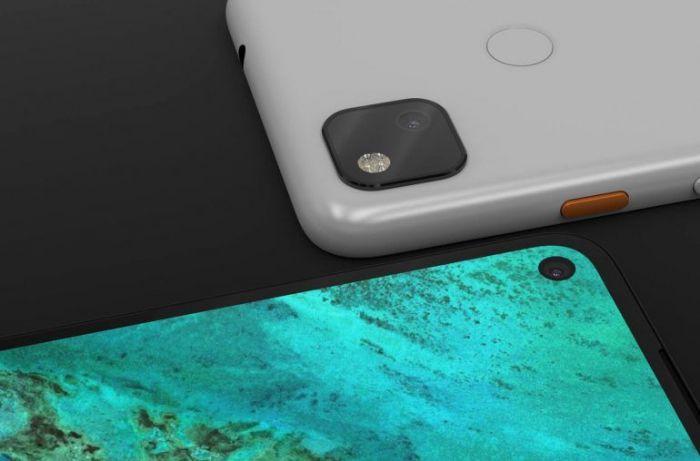 Google Pixel 4a показали на качественных рендерах – фото 3