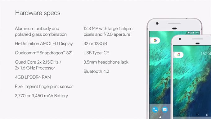 Google Pixel и Pixel XL претендуют на звание лучших  камерофонов – фото 2