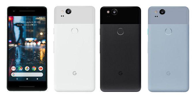 Google Pixel 2 и Pixel 2 XL представлены официально – фото 4