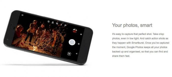 Характеристики Google Pixel и Pixel XL замечены на сайте ритейлера – фото 2
