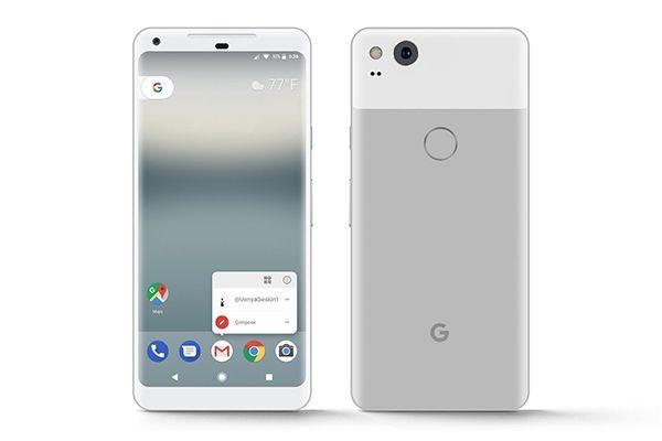 Google Pixel 2 и Pixel 2 XL: новые подробности о флагманах – фото 2