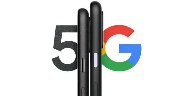 Внешний вид Google Pixel 5 и Pixel 4a слили – фото 1