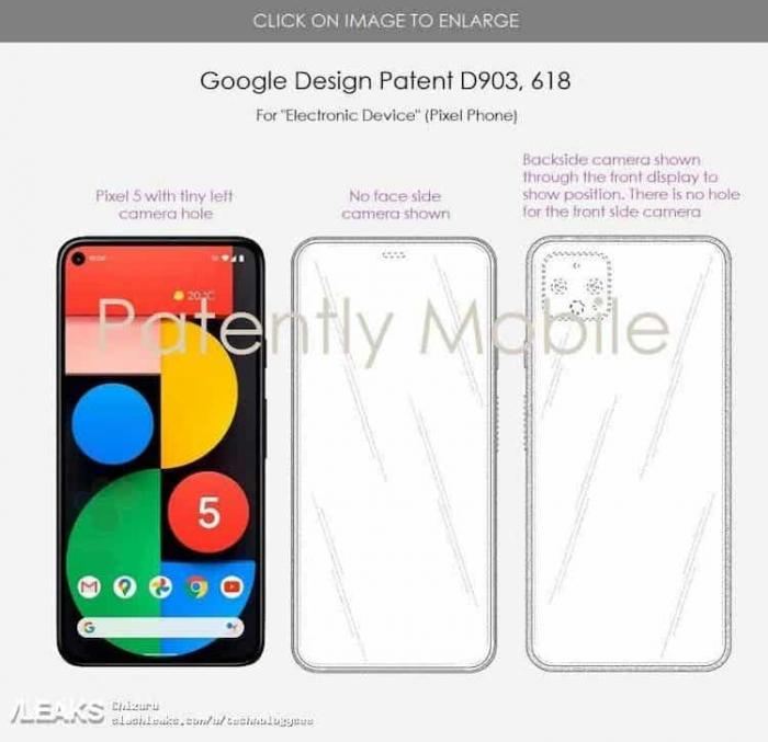 Патент Google показывает, что Pixel могут в будущем получить желаемую фичу – фото 1