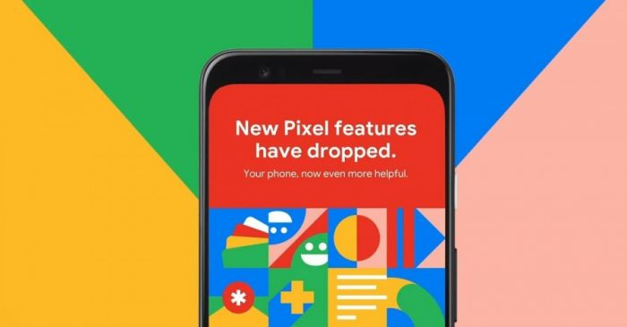 Google Pixel обновление