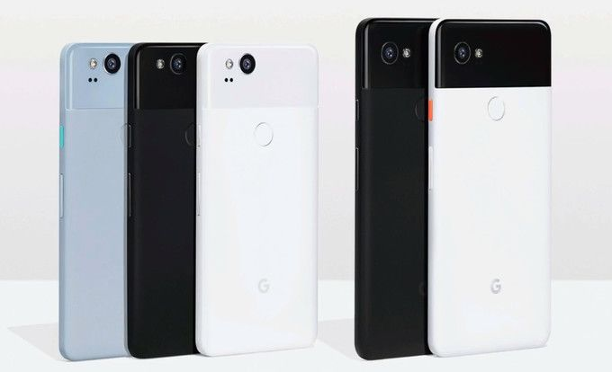 Google Pixel 2 и Pixel 2 XL представлены официально – фото 1