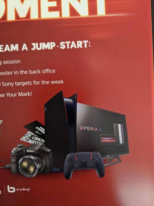 Вот вам за шутки про вентилятор! Слили фотографию Playstation 5 в черном цвете – фото 2