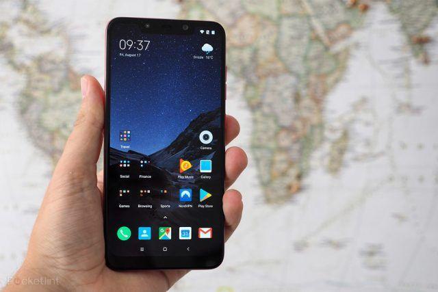 Xiaomi Pocophone F1 получил обновление с важными фишками для камеры – фото 1