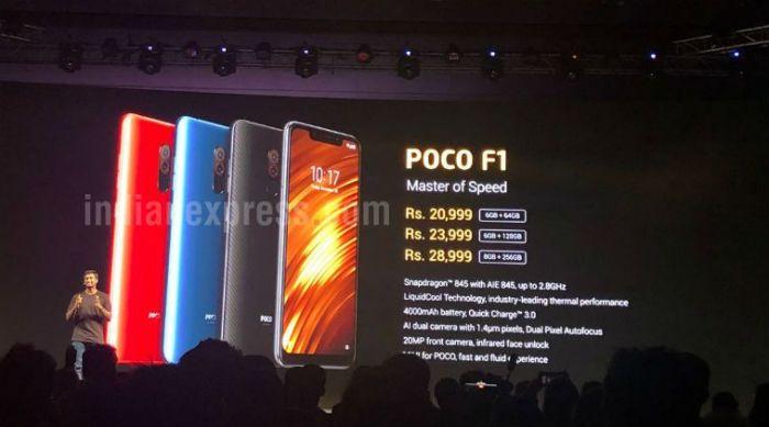 Анонс Xiaomi Pocophone F1 (Poco F1): «бюджетный» и скоростной флагман – фото 2