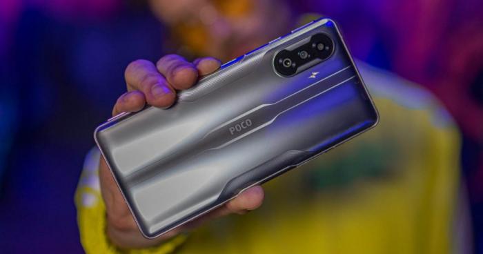 Представлен POCO F3 GT: игрофон выходит на глобальную арену – фото 1
