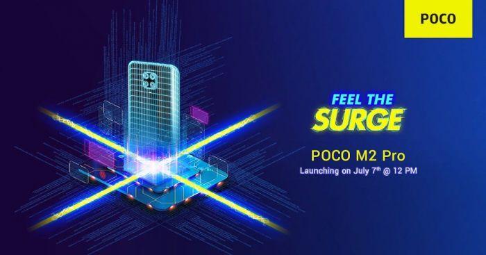 Дата анонса Poco M2 Pro. И это не клон Redmi 9 – фото 1