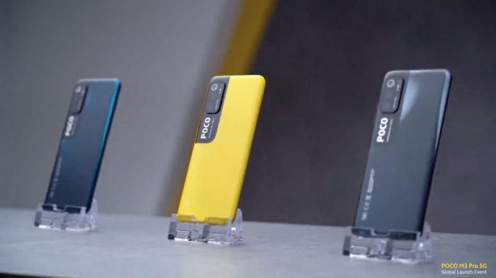 Представлен POCO M3 Pro 5G: первый доступный 5G-смартфон POCO – фото 1
