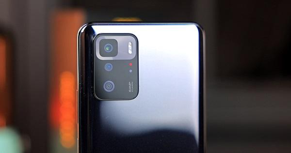 камера Poco X3 GT