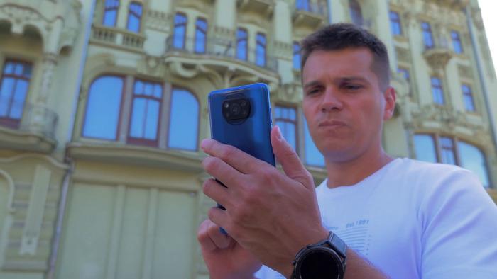 Обзор Poco X3 - это лучший смартфон Xiaomi и недорого! – фото 3