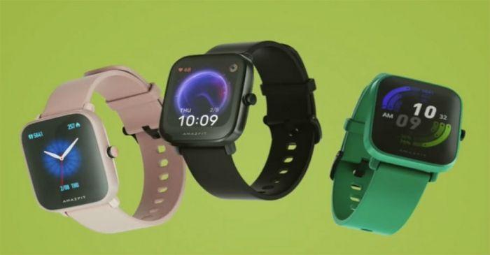 Представлены легкие, яркие и функциональные смарт-часы Amazfit Pop – фото 1