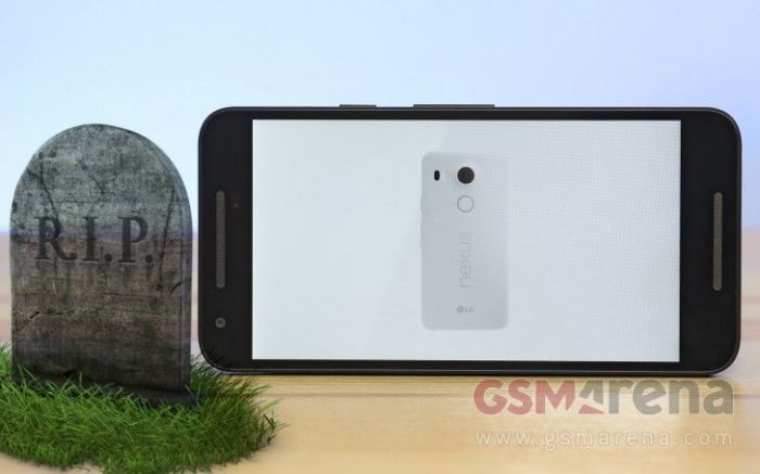Google отказалась от бренда Nexus – фото 1