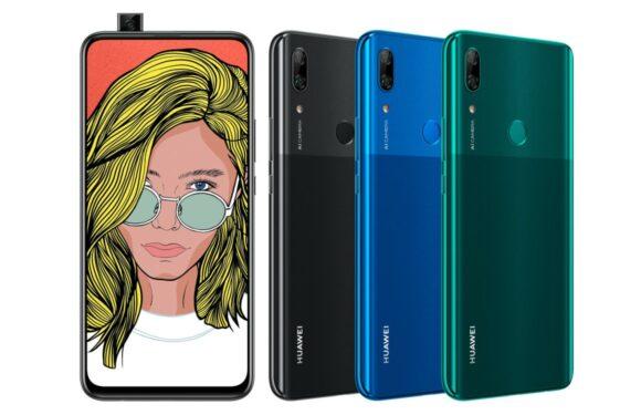 Huawei P smart Z теперь официально дебютировал – фото 1