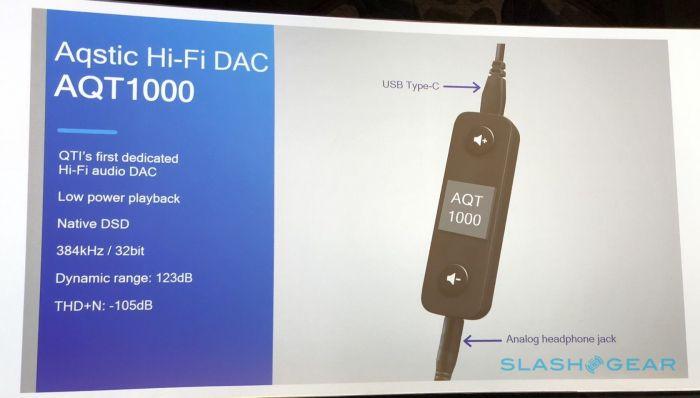 Qualcomm анонсировала внешний ЦАП AQT1000 – фото 2
