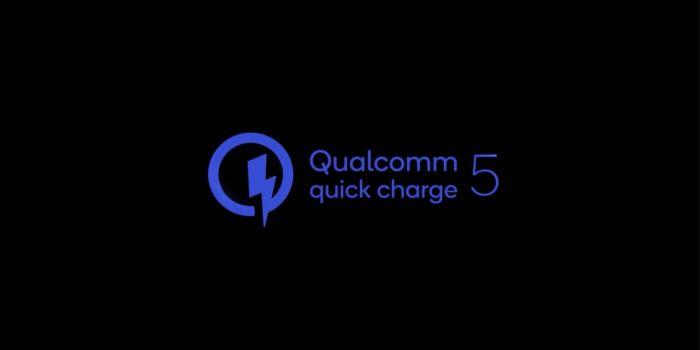 Qualcomm представила новый стандарт быстрой зарядки — Quick Charge 5 – фото 1