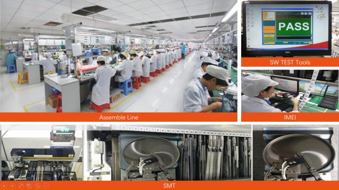 Geotel уверена, что добилась высокого организационно-технического уровня контроля за качеством смартфонов – фото 1