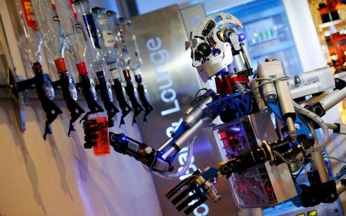 В 2018 году роботы заберут работу у многих людей – фото 2