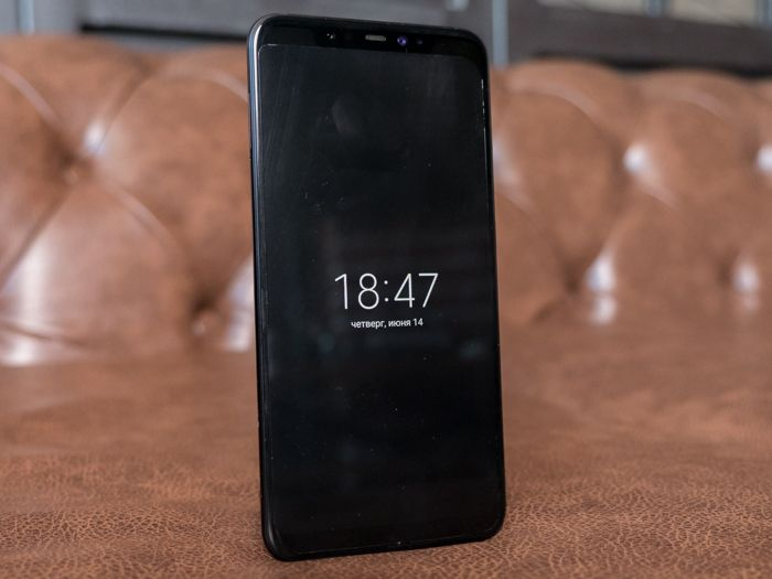 Обзор Xiaomi Mi 8 – фото 9