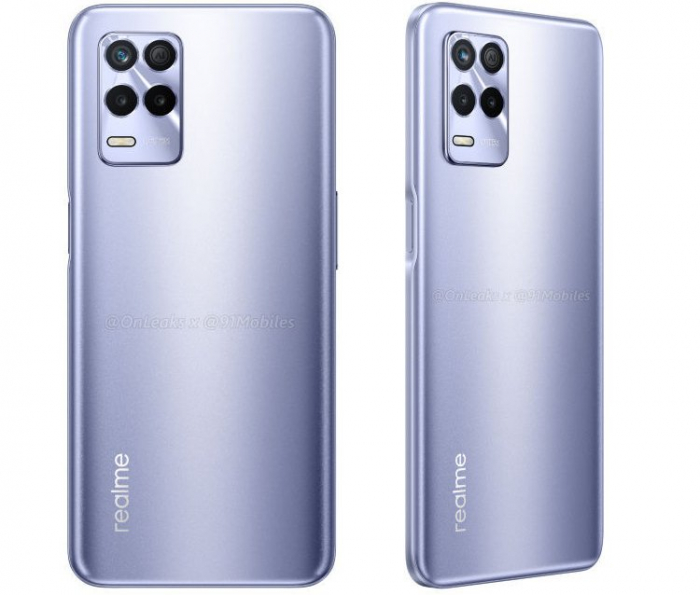 Характеристики Realme 8s: 90 Гц экран, емкая батарейка и новейший чип – фото 1