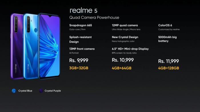 Представлены Realme 5 и Realme 5 Pro: топ за свои деньги – фото 4