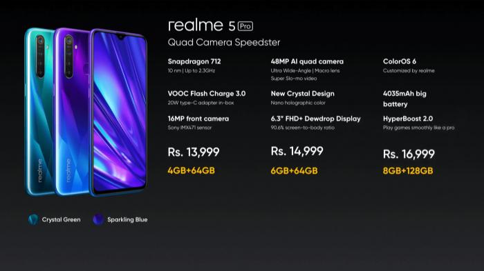 Представлены Realme 5 и Realme 5 Pro: топ за свои деньги – фото 5