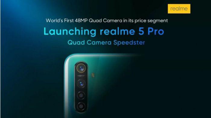 Низкий ценник на Realme 5 подтвержден