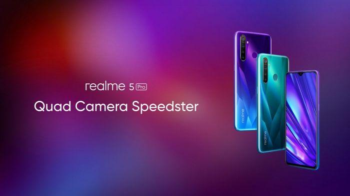 Представлены Realme 5 и Realme 5 Pro: топ за свои деньги – фото 1