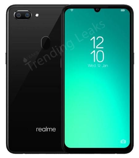 Realme A1: image and features - photo 1