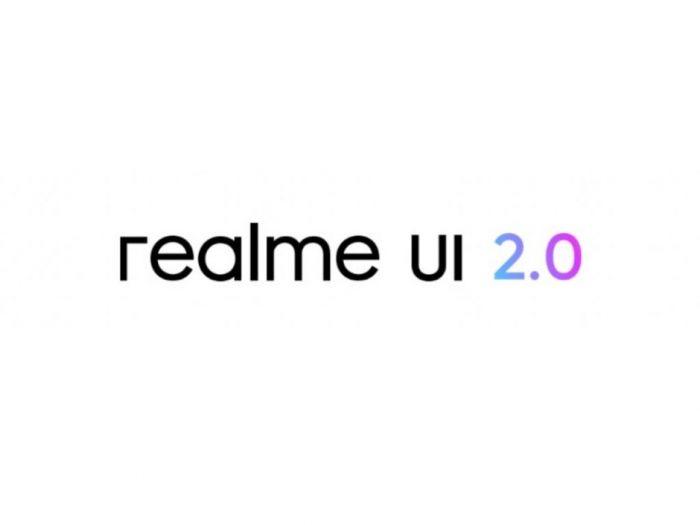 Логотип обновления Realme UI