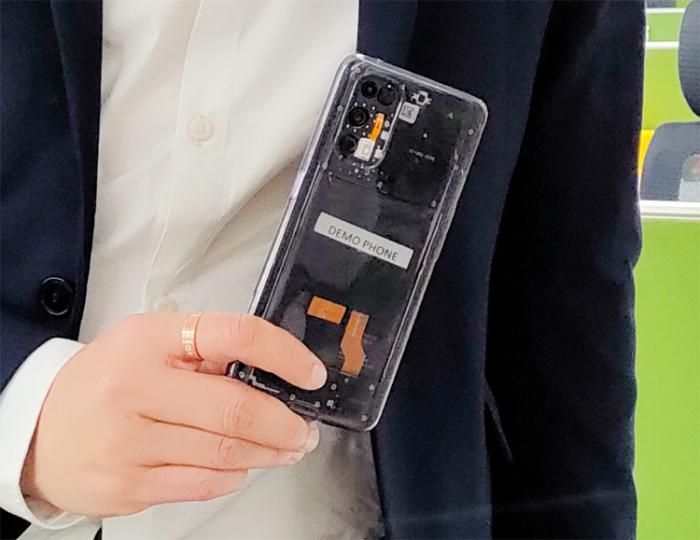 Realme X7 Pro станет «прозрачным» – фото 1