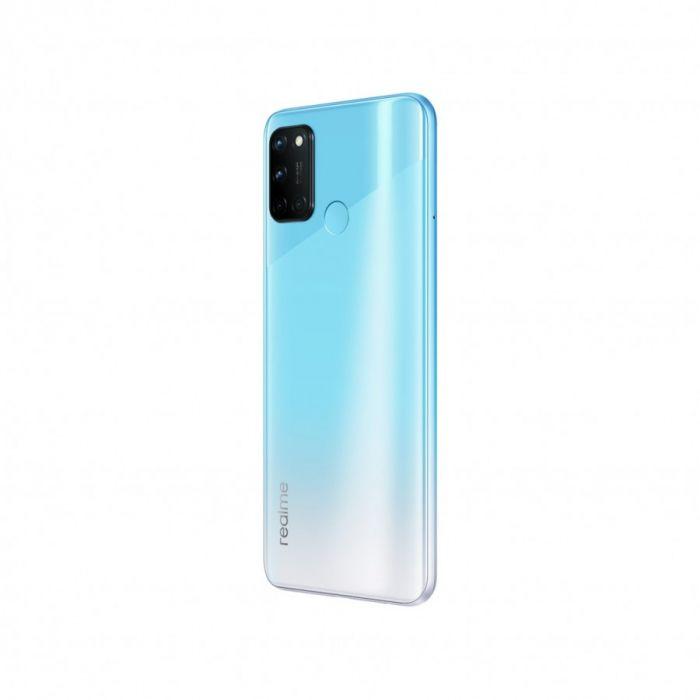 Realme 7i в голубом цвете