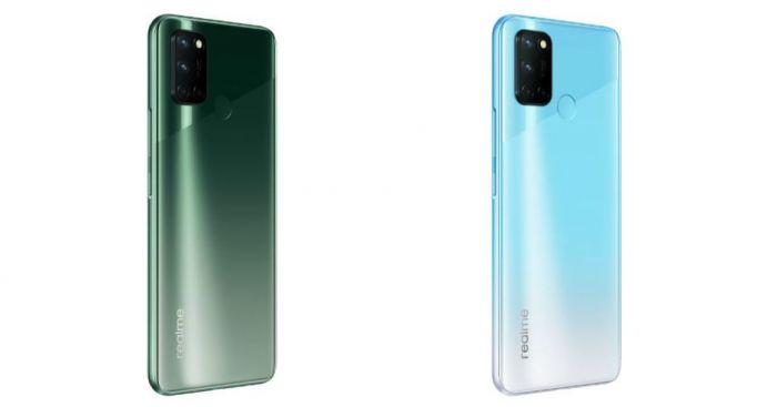 Оба цвета Realme 7i