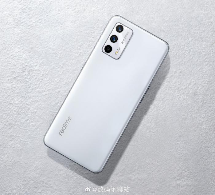 Realme GT Neo 2T показали в полный рост – фото 1