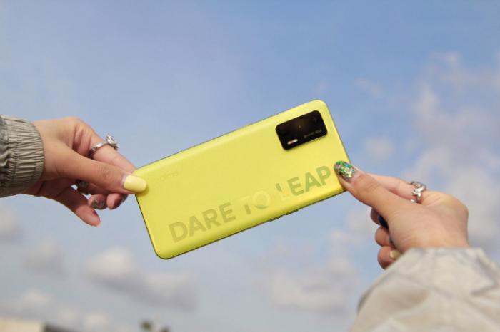 Realme Q3: больше изображений и интересная заявка по части чипа – фото 2
