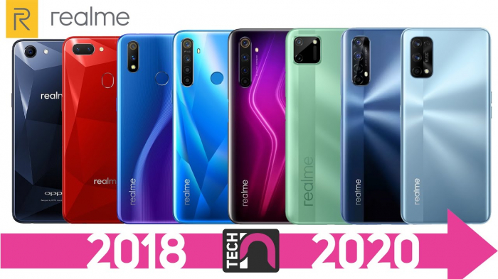 Realme это сделала: 100 млн проданных смартфонов – фото 1