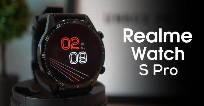 Reale Watch S Pro