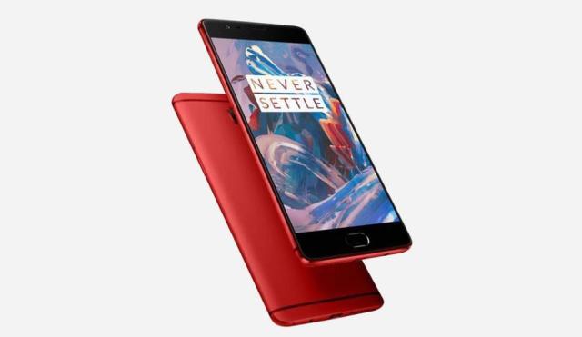 OnePlus 3 оденется в красный – фото 1