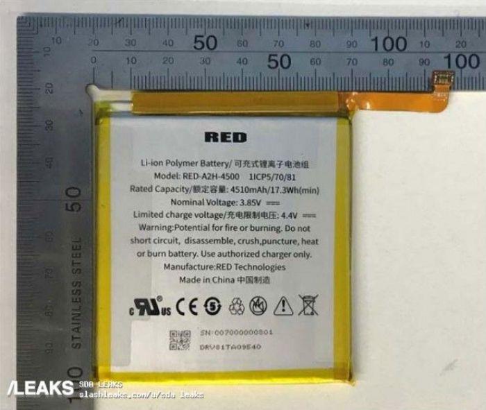 Титановый Red Hydrogen One показали на «живых» снимках – фото 2