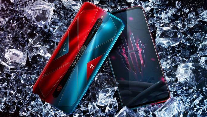 Red Magic 5S на глобальном рынке
